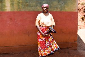 The Water Project:  Esther Mutheu