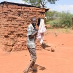 The Water Project: Syatu Community A -  Clothesline