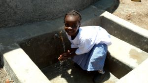 The Water Project:  Clean Safe And Reliable Water