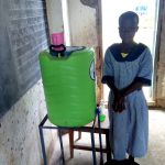 The Water Project: Imuliru Primary School -  Handwashing Demonstration