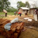The Water Project: Imuliru Primary School -  Preparing Grounds For Construction