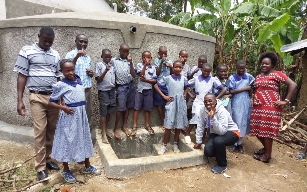 The Water Project : kenya18025-thumbs-up