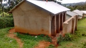 The Water Project:  Latrine Section