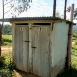 The Water Project: St. John Cheptech Secondary School -  Staff Latrines