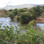 The Water Project: Kithuluni Community B -  River