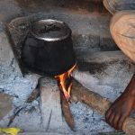 The Water Project: Ngitini Community C -  Cooking