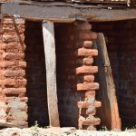 The Water Project: Ngitini Community C -  Latrines