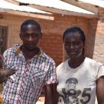 The Water Project: Ngitini Community C -  The Wambua Family