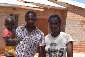 The Water Project:  The Wambua Family