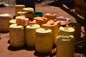 The Water Project:  Water Collection And Storage Containers