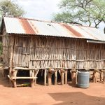 The Water Project: Ikuusya Community -  Chicken Coop