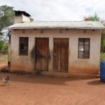 The Water Project: Ikuusya Community -  Kitchen Building