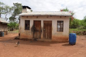 The Water Project:  Kitchen Building