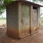 The Water Project: Ikuusya Community -  Latrines