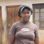 The Water Project: Ikuusya Community -  Margret Kiange Yo