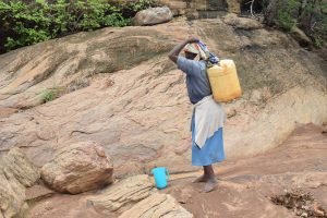The Water Project:  Preparing To Carry Water