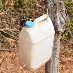 The Water Project: Katalwa Community -  Handwashing Station