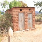 The Water Project: Katalwa Community -  Latrines