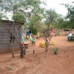 The Water Project: Katalwa Community -  View Of Compound