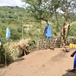 The Water Project: Ngaa Community B -  Clothes Hang To Dry