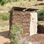 The Water Project: Ngaa Community B -  Latrine