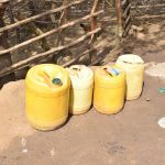 The Water Project: Ngaa Community B -  Water Storage Containers