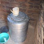 The Water Project: Ilinge Community D -  Stored Water