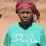 The Water Project: Ilinge Community D -  Veronica Kitusa