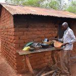 The Water Project: Kaliani Community -  Dishrack