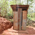 The Water Project: Kaliani Community -  Latrines