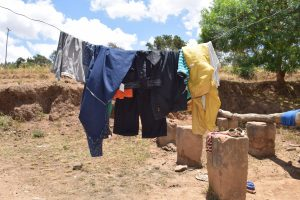 The Water Project:  Clotheslines