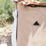 The Water Project: Mitini Community B -  Latrine