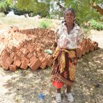 The Water Project: Mitini Community B -  Mrs Muasa