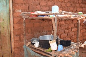 The Water Project:  Dish Drying Rack
