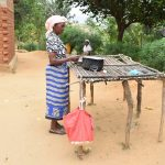 The Water Project: Kithumba Community B -  Dishrack