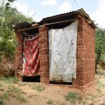 The Water Project: Kithumba Community B -  Latrines