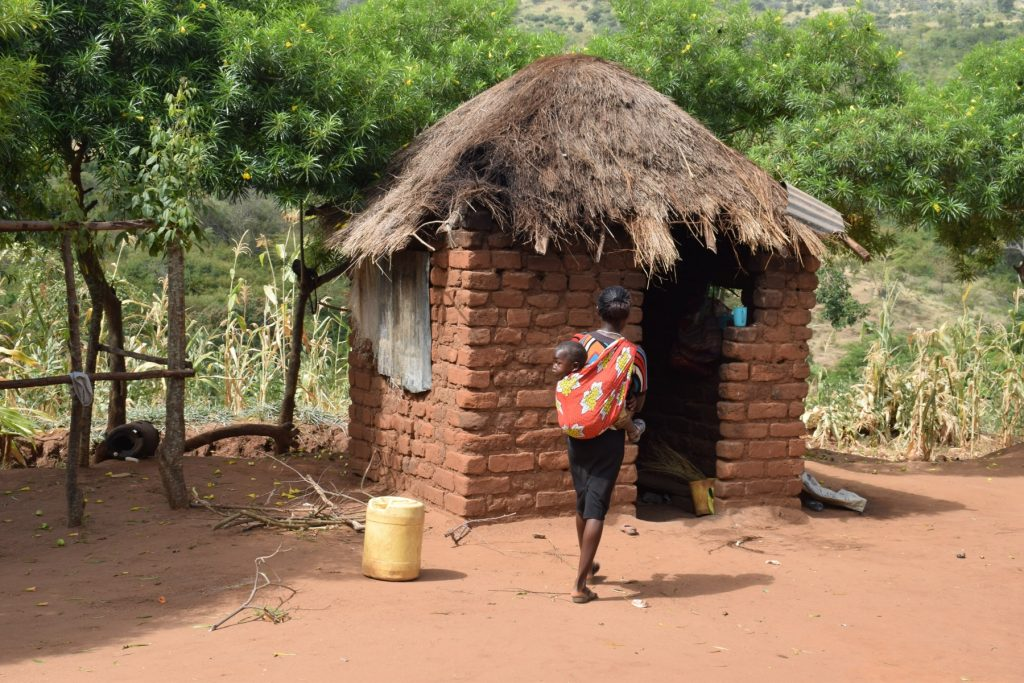 The Water Project : kenya18212-kitchen