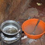 The Water Project: Kithuluni Community C -  Cooking Area