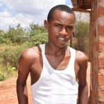 The Water Project: Kithuluni Community C -  Daniel Mweu Yrs
