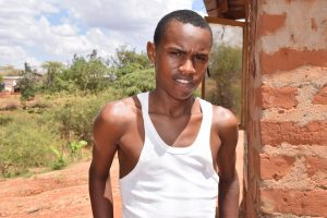 The Water Project:  Daniel Mweu Yrs