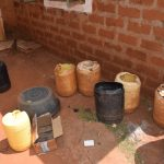 The Water Project: Kithuluni Community C -  Water Storage Containers