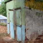 The Water Project: Katalwa Community A -  Latrines