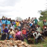The Water Project: Kaliani Community A -  Kikaka Vision Shg