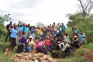 The Water Project:  Kikaka Vision Shg
