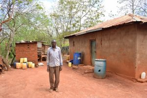 The Water Project:  Mwakavi Kimeu Yrs