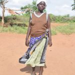 The Water Project: Maluvyu Community E -  Annah Samuel
