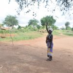 The Water Project: Maluvyu Community E -  Clothesline
