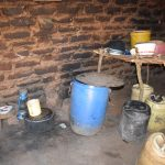 The Water Project: Mitini Community C -  Kitchen