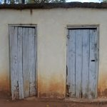 The Water Project: Mitini Community C -  Latrine