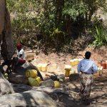 The Water Project: Mitini Community C -  Water Source